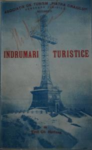 Indrumari turistice de Emil Gh. Hertzug