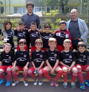 Grupa 2005-2006 a Scolii de Fotbal A.R.D. Snagov